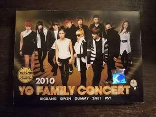 YG FAMILY CONCERT 2010