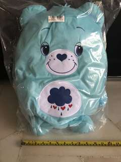 Care bear bag - blue