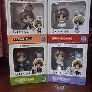 Natsume Yuujinchou Anime Figure (set)