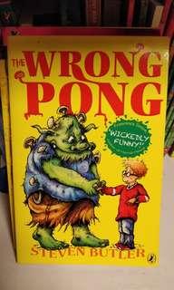 The Wrong Pong - Steven Butler