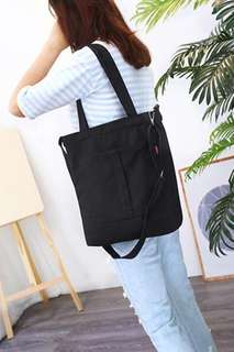 [PO] large capacity canvas bag