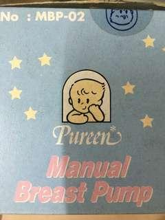 🆕Puréen manual breast pump
