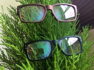 Japanese spectacle frames