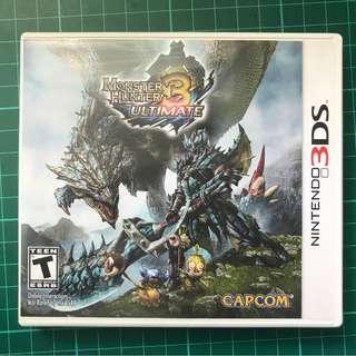 3DS Monster Hunter 3 Ultimate