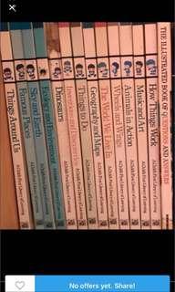 Children Encyclopedia 3 for $10