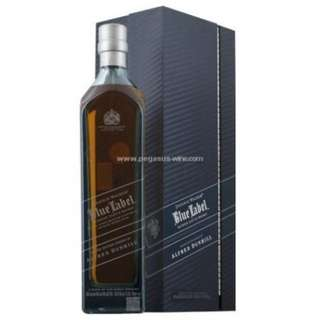 Johnnie Walker Blue Label Alfred Dunhill Edition 藍牌 (Alfred Dunhill 特別版) - 70cl
