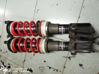 Civic fd 2.0  adjustable fullset