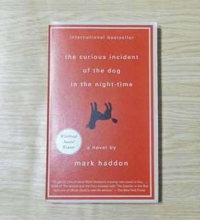 The curious incident of the dog at night time