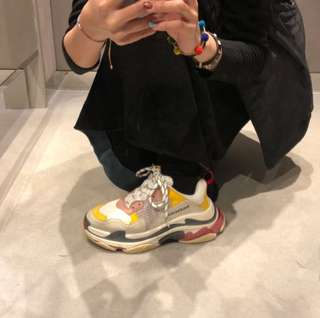 100% Authentic & New Balenciaga triple S