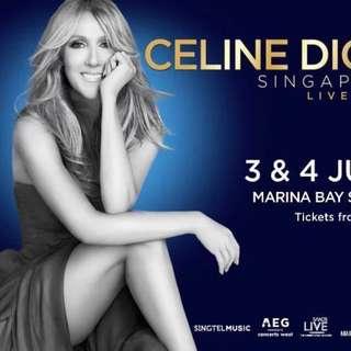 Celine Dion concert 2018 MBS