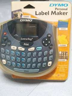 Dymo Personal Label Maker