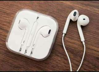 "Apple earpods with serial code and cable marks ""Order now"" Guaranteed easy and fast transaction with us!"