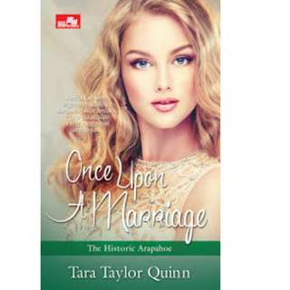 Ebook Once Upon A Marriage - Tara Taylor