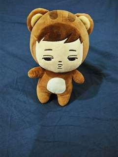 EXO KAI CHIPMUNK DOLL