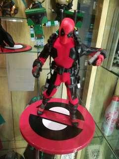 Special Pre Order: Mezco One:12 High Quality Premium Deadpool KO version figure!