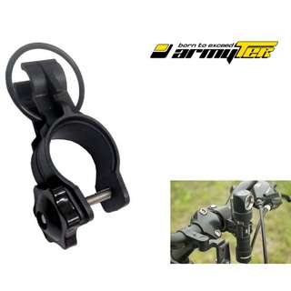 {MPower} 加拿大 Armytek ABM-01 Bike Bicycle Mount 電筒 單車 扣 (適合 Wizard, Tiara, Elf 系列) - 原裝行貨