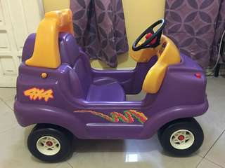 Little Tikes Ride-On Car (4x4)