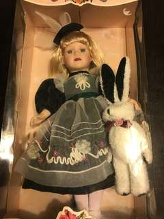 Victorian Collection Limited Edition Doll