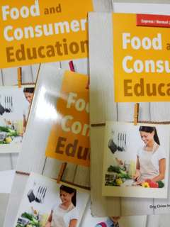 [INSTOCK]sec 2 food and consumer education