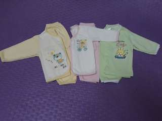 Baby Pyjamas (3-6months)