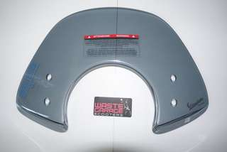 Vespa Tinted Windshield/Flyscreen