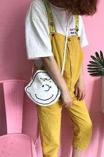 [PO] small duffel cartoon character bag