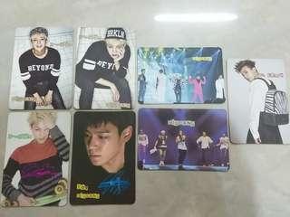 BIGBANG Yescard