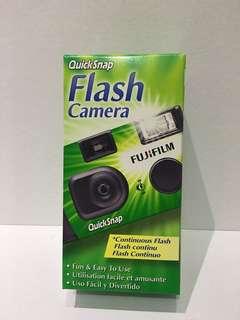 Fujifilm Quick Snap Flash Camera