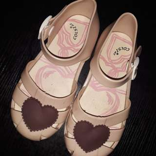 Mini Melissa Replica Toddler Baby Shoes