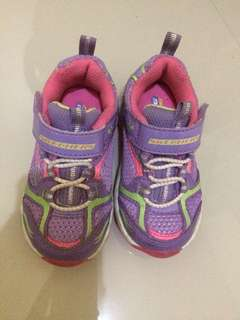Baby skechers shoes