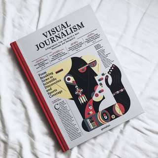 Visual Journalism - Infographic Graphic Design book