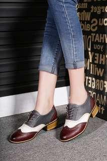 [PO] British vintage leather shoe