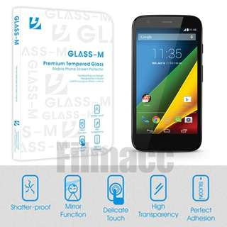 Glass-M 0.3mm 厚 鋼化玻璃貼 Moto G