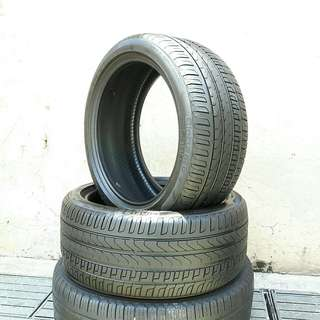 Used 245/40 R18(Sold) Pirelli (2pcs) 🙋‍♂️