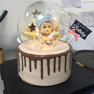 蛋糕玻璃罩