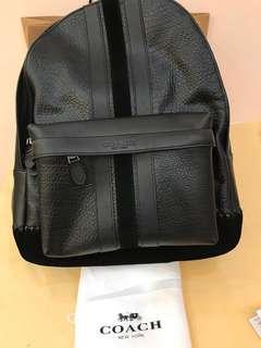 Original coach men backpack laptop bag backpack briefcase