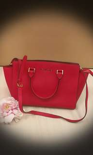 Michael Kors bag Red