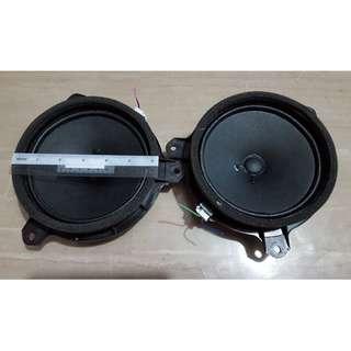 """Toyota Estima original 6"""" front speaker"""