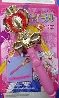 美少女戰士 玩具棒 中古品