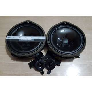 "Honda Odyssey RB3 6"" Front Speaker with Tweeter"