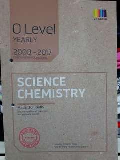 [BN] [CLEARANCE] O level ten year series