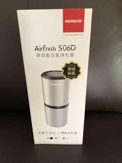 PaPaGo air purifier S06D