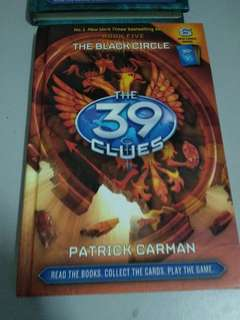 The 39 clues: book five-The black circle