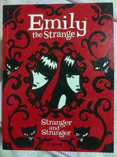 Emily the Strange - Stranger and Stranger