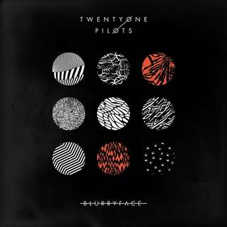 Twenty One Pilots [Blurryface] CD