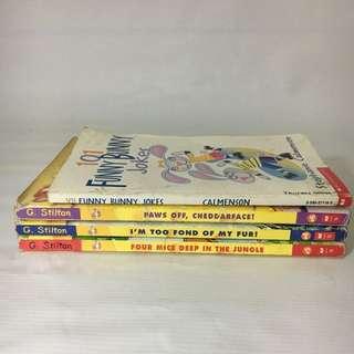 Books for P25 each