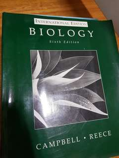 Campbell • Reece Biology Sixth Edition