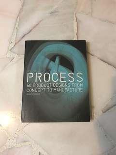 Product design process book