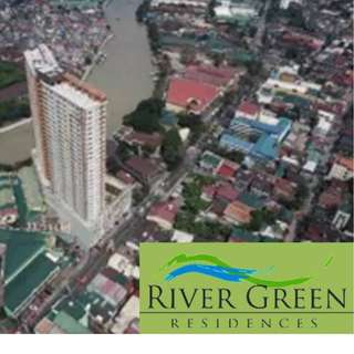 River Green Residences Brand New Condo Flexi Plan thru Bank & Pag-ibig