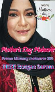 Mother's Makeover Promo